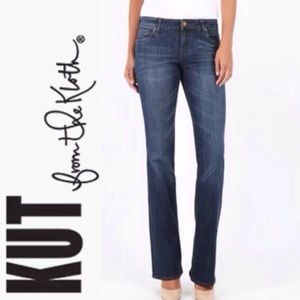 Kut from the Kloth Natalie High Rise Jeans